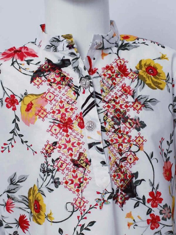 Birds Vines Dress2
