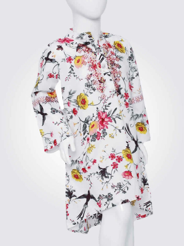 Birds Vines Dress