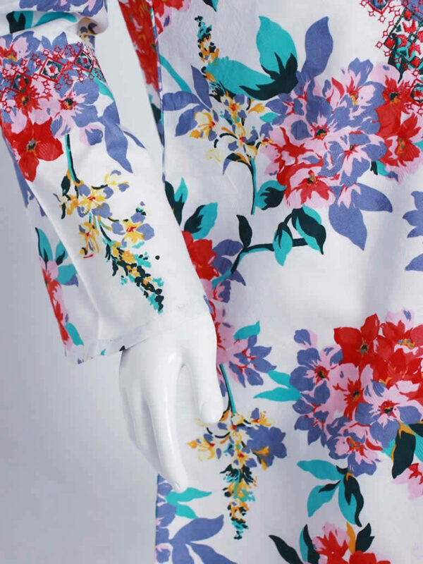 Bountiful Blooms Floral Dress3