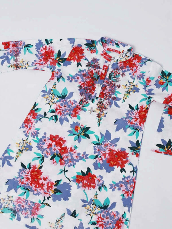 Bountiful Blooms Floral Dress5